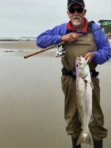 Allen Krahenbuhl whitesea bass