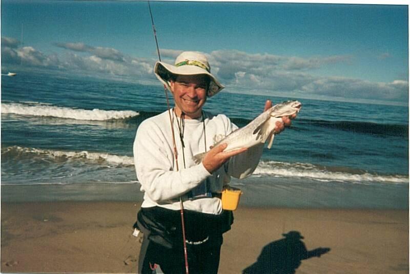 Gallery california surf fishing a for Santa barbara fishing report