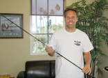 Congratulations to Scott...The Winner of a New Cousins/BV surf rod!