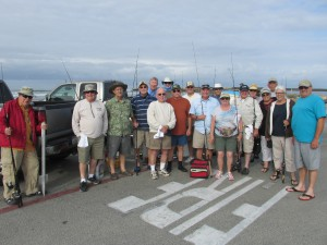 SR ANGLERS GROUP AT OCEANSIDE